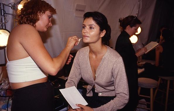 Fashion Model「Backstage At Mizrahi Fashion Show」:写真・画像(12)[壁紙.com]