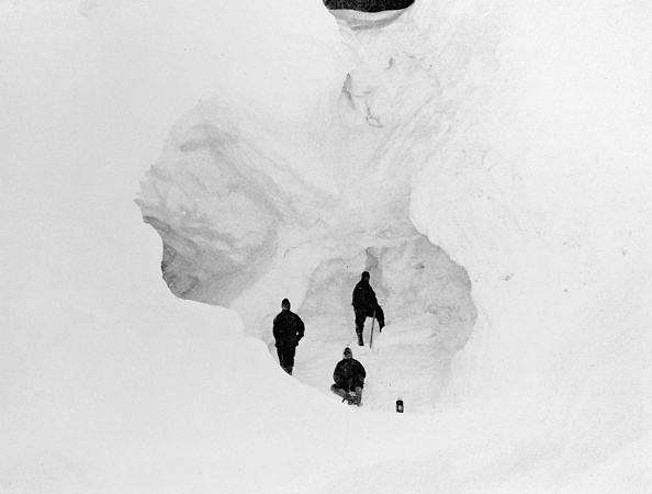 Ski Pole「Ice Cave」:写真・画像(8)[壁紙.com]
