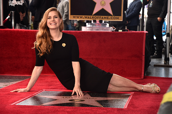 Walk Of Fame「Amy Adams Honored With Star On The Hollywood Walk Of Fame」:写真・画像(12)[壁紙.com]