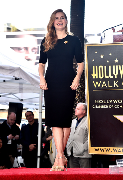 Amy Adams - Actress「Amy Adams Honored With Star On The Hollywood Walk Of Fame」:写真・画像(19)[壁紙.com]