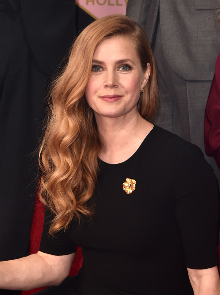 Amy Adams - Actress「Amy Adams Honored With Star On The Hollywood Walk Of Fame」:写真・画像(16)[壁紙.com]