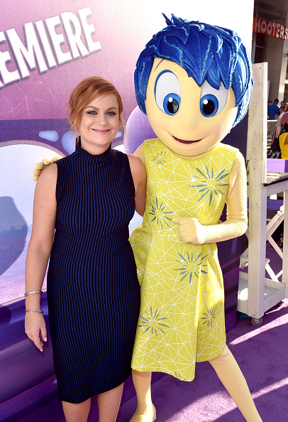 "Pixar「Premiere Of Disney-Pixar's ""Inside Out"" - Red Carpet」:写真・画像(5)[壁紙.com]"