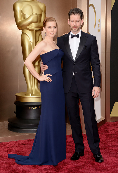 Strapless Evening Gown「86th Annual Academy Awards - Arrivals」:写真・画像(5)[壁紙.com]