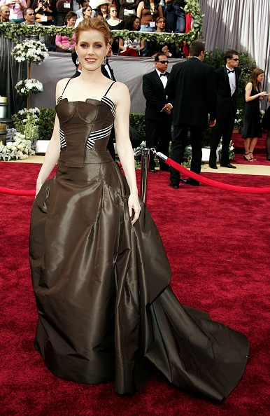 Amy Adams - Actress「78th Annual Academy Awards - Arrivals」:写真・画像(12)[壁紙.com]