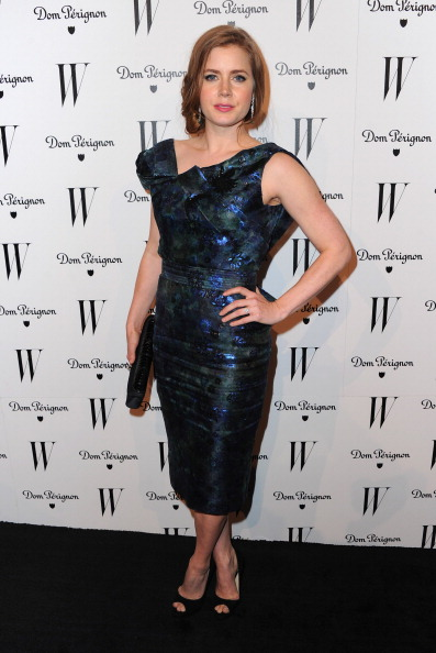 Pencil Dress「W Magazine Golden Globe Awards Party - Arrivals」:写真・画像(16)[壁紙.com]