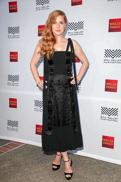 "Amy Adams - Actress「39th Mill Valley Film Festival - Opening Night - ""La La Land"" And ""Arrival"" - Arrivals」:写真・画像(14)[壁紙.com]"