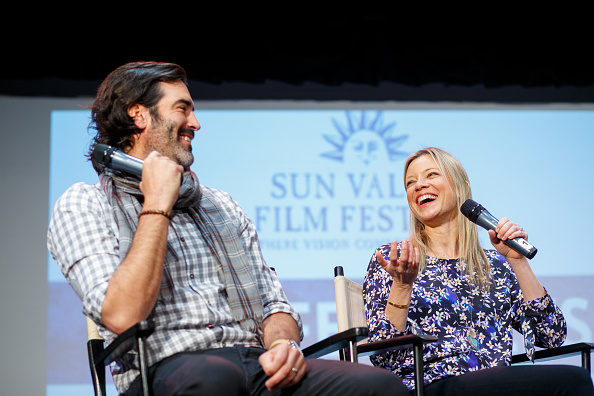Amy Smart「2016 Sun Valley Film Festival - Coffee Talk with Amy Smart & Carter Oosterhouse」:写真・画像(17)[壁紙.com]