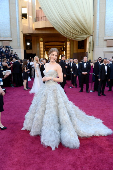 Tulle Netting「85th Annual Academy Awards - Arrivals」:写真・画像(10)[壁紙.com]