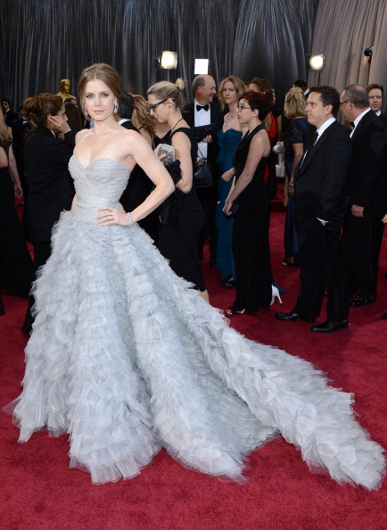 Amy Adams - Actress「85th Annual Academy Awards - Arrivals」:写真・画像(11)[壁紙.com]