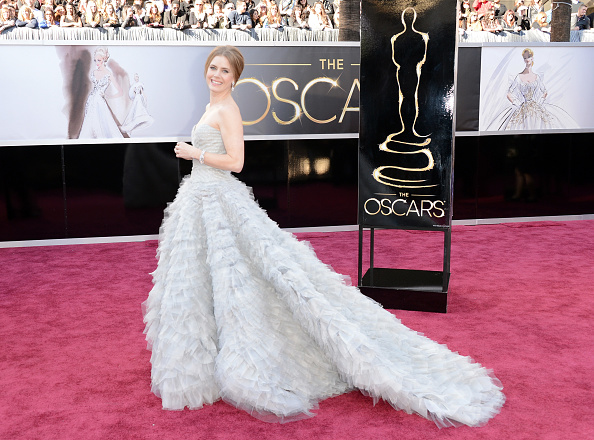 Amy Adams - Actress「85th Annual Academy Awards - Arrivals」:写真・画像(10)[壁紙.com]