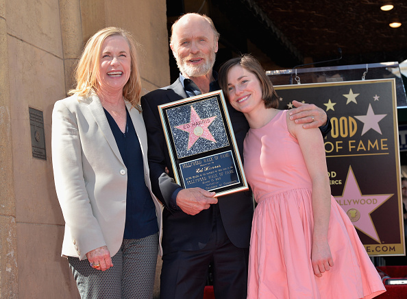 Hollywood - California「Ed Harris Honored On The Hollywood Walk Of Fame」:写真・画像(14)[壁紙.com]