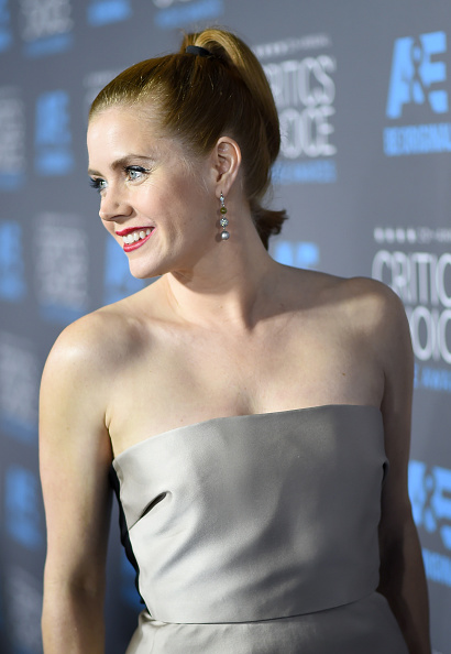 Drop Earring「20th Annual Critics' Choice Movie Awards - Red Carpet」:写真・画像(6)[壁紙.com]