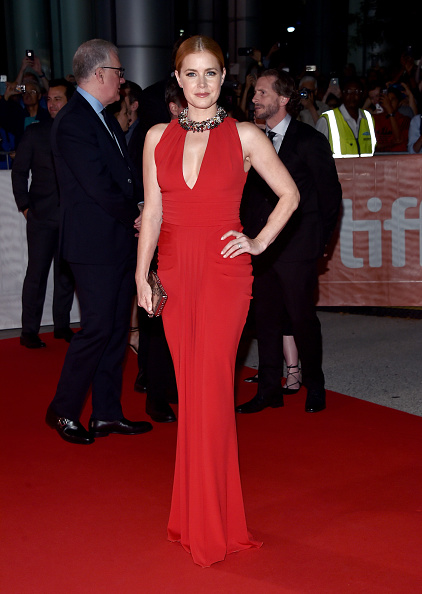 "Amy Adams - Actress「2016 Toronto International Film Festival - ""Arrival"" Premiere - Arrivals」:写真・画像(18)[壁紙.com]"