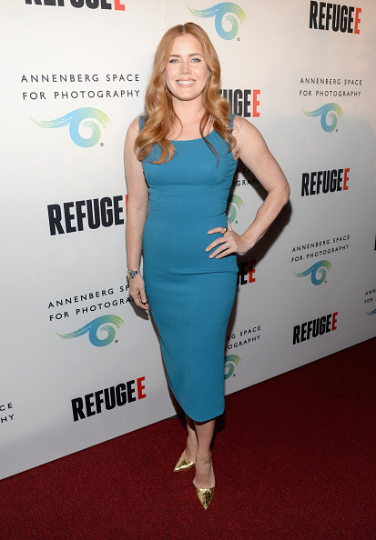 Amy Adams - Actress「Opening Of REFUGEE Exhibit At Annenberg Space For Photography」:写真・画像(15)[壁紙.com]