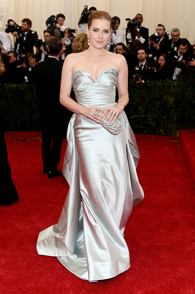 "Strapless Evening Gown「""Charles James: Beyond Fashion"" Costume Institute Gala - Arrivals」:写真・画像(9)[壁紙.com]"
