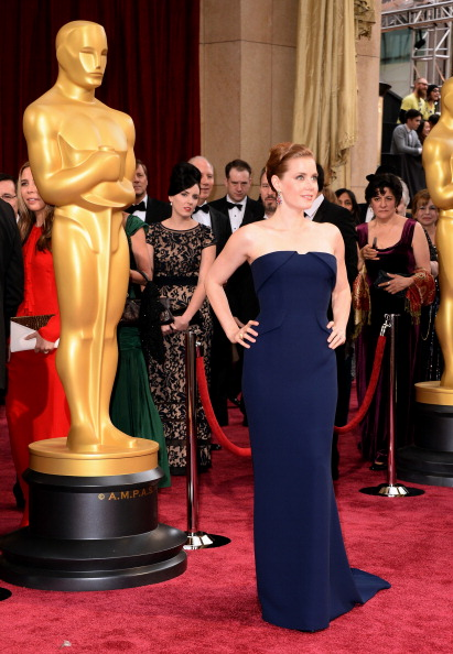 Dark Blue「86th Annual Academy Awards - Arrivals」:写真・画像(1)[壁紙.com]