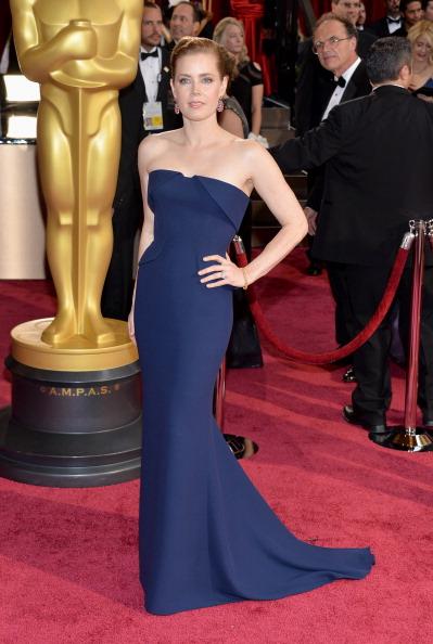 Blue Dress「86th Annual Academy Awards - Arrivals」:写真・画像(1)[壁紙.com]