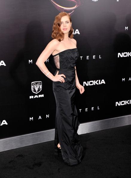 "Strapless Evening Gown「""Man Of Steel"" World Premiere - Arrivals」:写真・画像(11)[壁紙.com]"