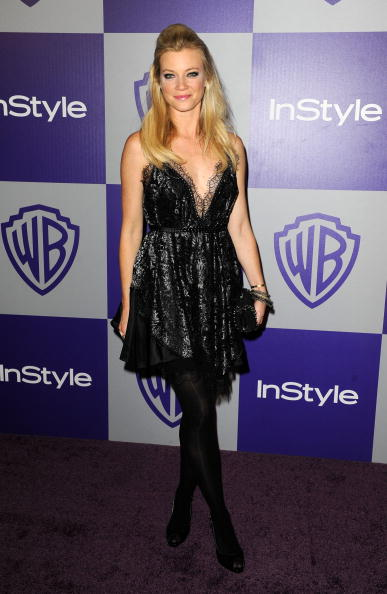 Amy Smart「11th Annual Warner Brothers And InStyle Golden Globe After-Party」:写真・画像(17)[壁紙.com]