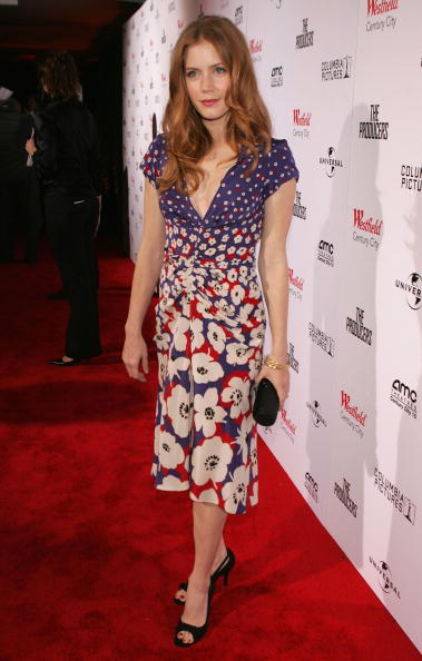 "Amy Adams - Actress「Los Angeles Premiere Of ""The Producers"" - Arrivals」:写真・画像(7)[壁紙.com]"
