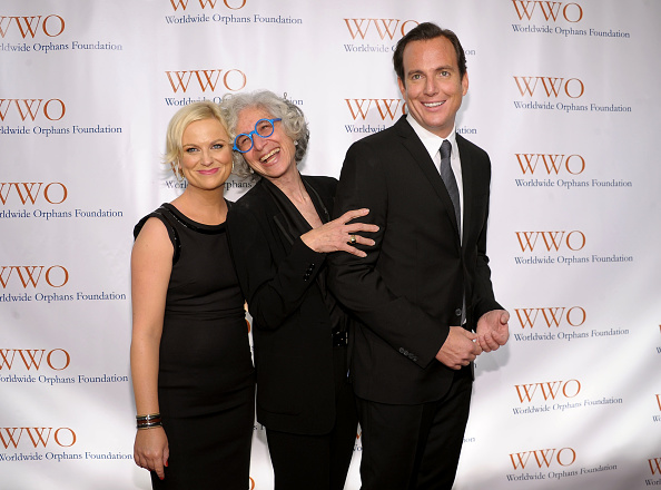 Seventh Occurrence「Amy Poehler And Will Arnett Host Worldwide Orphans Foundation's Seventh Annual Benefit Gala - Arrivals」:写真・画像(1)[壁紙.com]