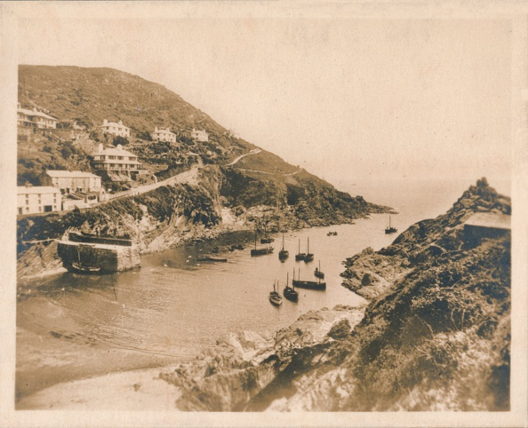 Physical Geography「Harbour Mouth - Polperro', 1927」:写真・画像(10)[壁紙.com]