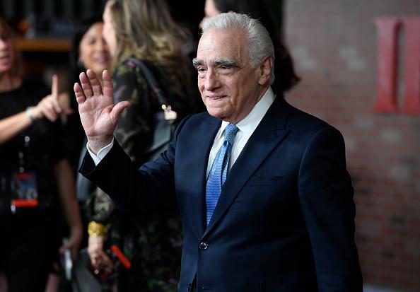 "Martin Scorsese「Premiere Of Netflix's ""The Irishman"" - Arrivals」:写真・画像(11)[壁紙.com]"