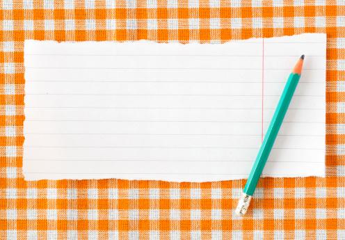 タータンチェック「それと紙にオレンジ tableclot」:スマホ壁紙(10)