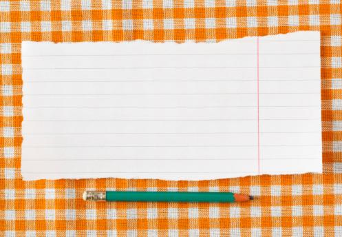 タータンチェック「それと紙にオレンジ tableclot」:スマホ壁紙(16)