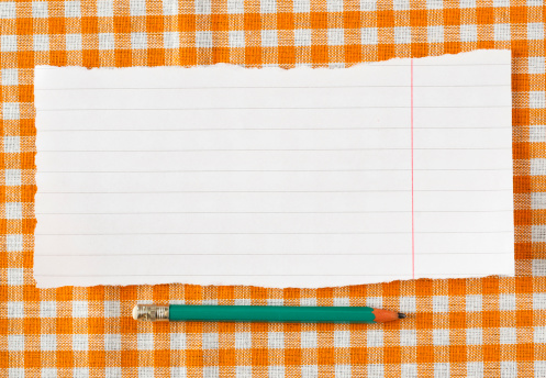 Tartan check「それと紙にオレンジ tableclot」:スマホ壁紙(8)