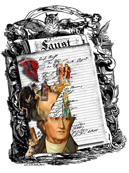 Image Montage「Johann Wolfgang Goethe,」:写真・画像(15)[壁紙.com]