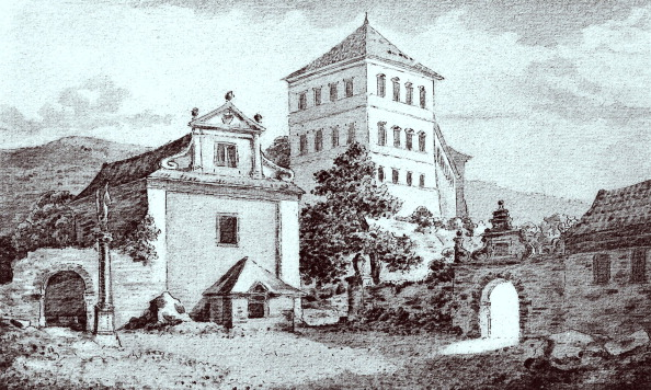 West Bank「Johann Wolfgang von Goethe 's sketch」:写真・画像(0)[壁紙.com]
