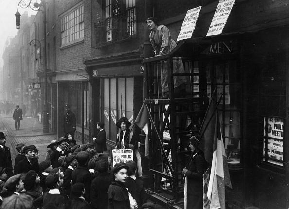 East London「Pankhurst Speaks」:写真・画像(15)[壁紙.com]