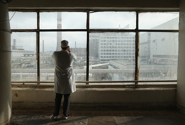 Nuclear Reactor「Chernobyl, Nearly 30 Years Since Catastrophe」:写真・画像(2)[壁紙.com]