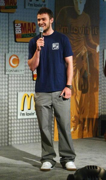 Hollywood - California「McDonalds launch Sony Big Mac Meal promotion」:写真・画像(16)[壁紙.com]