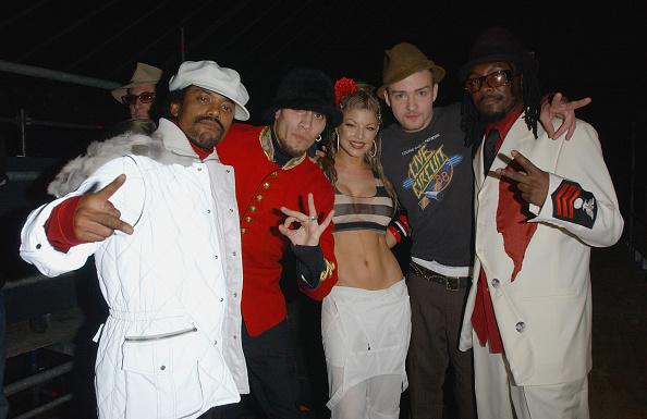 MTVヨーロッパ音楽賞「Justin Timberlake and Black Eyed Peas」:写真・画像(14)[壁紙.com]