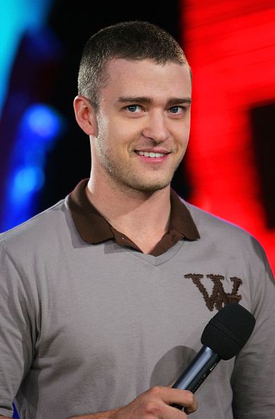 Arts Culture and Entertainment「MTV TRL With Justin Timberlake」:写真・画像(12)[壁紙.com]