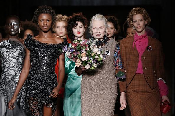 Vivienne Westwood - Designer Label「Vivienne Westwood - Runway - LFW AW16」:写真・画像(10)[壁紙.com]