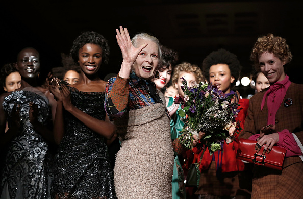 Vivienne Westwood - Designer Label「Vivienne Westwood - Runway - LFW AW16」:写真・画像(18)[壁紙.com]