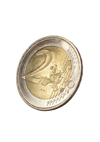 European Union Coin「2 Euro」:スマホ壁紙(15)