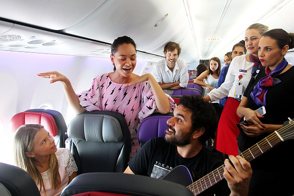 Lisa Maree Williams「Indigenous Student Talent Competition Winners Fly To Sydney For Public Performance」:写真・画像(16)[壁紙.com]