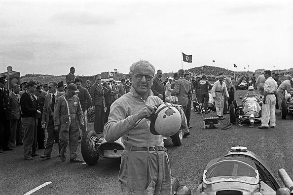 Netherlands「Luigi Villoresi, Grand Prix Of The Netherlands」:写真・画像(0)[壁紙.com]