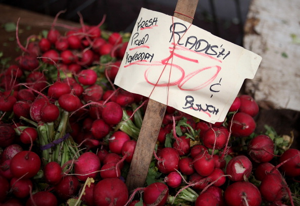 Radish「Rising Energy And Food Prices Cause Wholesale Prices To Spike Upwards」:写真・画像(14)[壁紙.com]