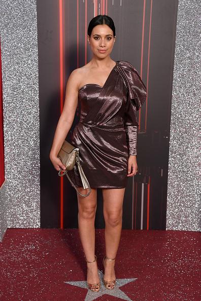 Gold Purse「The British Soap Awards 2019 - Red Carpet Arrivals」:写真・画像(0)[壁紙.com]