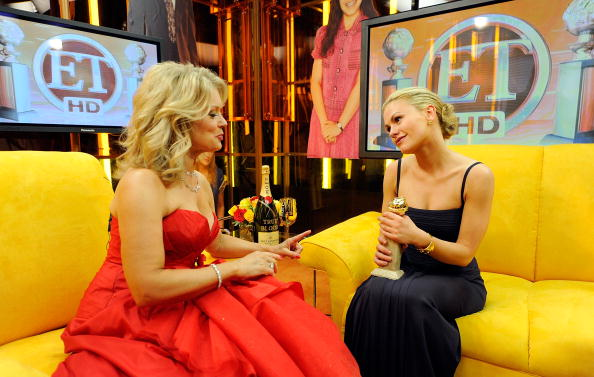 Entertainment Tonight「The 66th Annual Golden Globe Awards - Backstage With ET」:写真・画像(10)[壁紙.com]