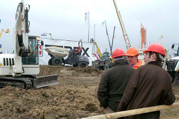 Machinery「Machinery exposed at SED, the annual UK trade Fair for the construction Industry, plant hire and heavy machinery manufacturers.」:写真・画像(19)[壁紙.com]