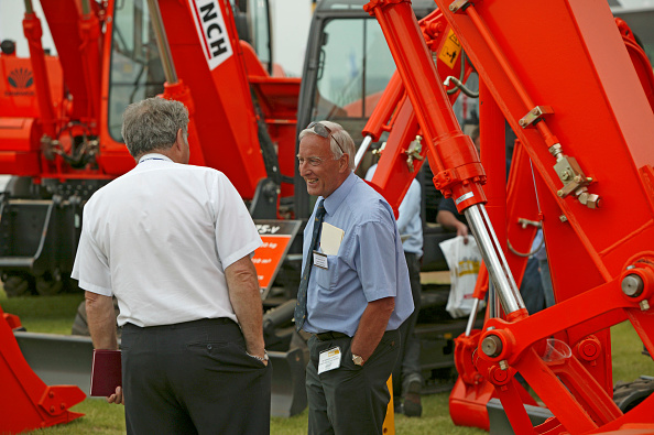 Brightly Lit「Machinery exposed at SED, the annual UK trade Fair for the construction Industry, plant hire and heavy machinery manufacturers.」:写真・画像(0)[壁紙.com]