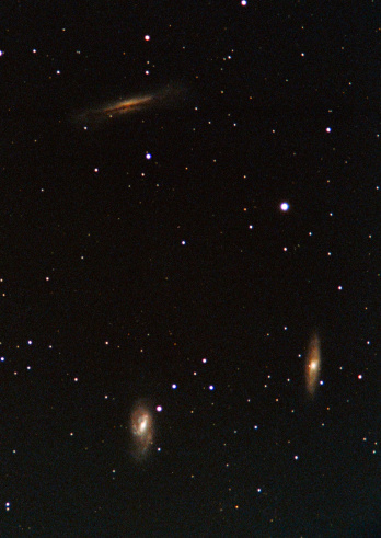 星空「Galaxy」:スマホ壁紙(1)