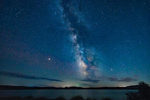 Wide Angle「Galaxy」:スマホ壁紙(4)