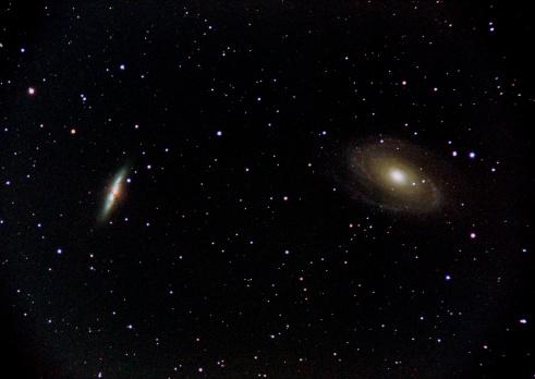 星空「Galaxy」:スマホ壁紙(6)